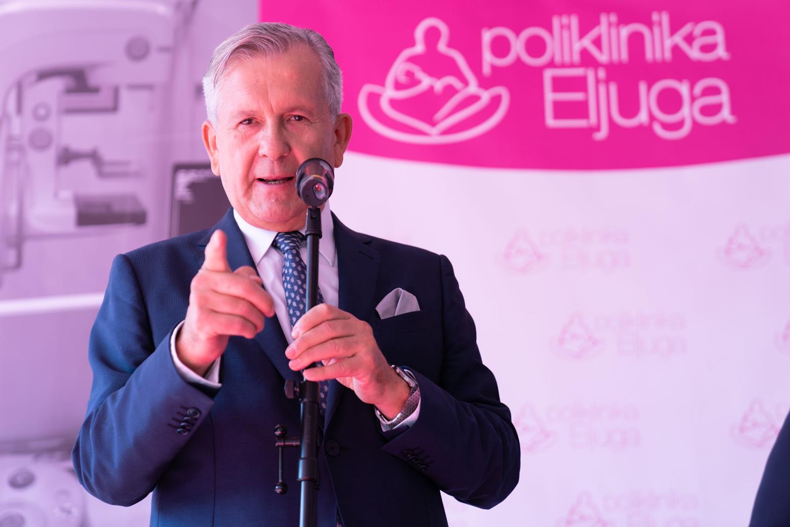 Poliklinika Eljuga proslavila 25 godina uspješnog rada