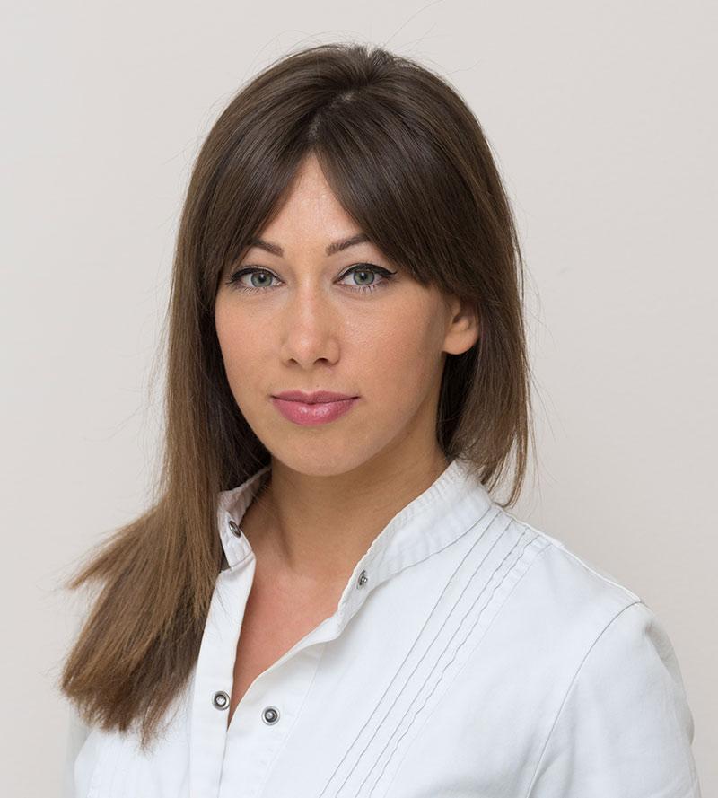Ana-Marija Komerički, med. sestra