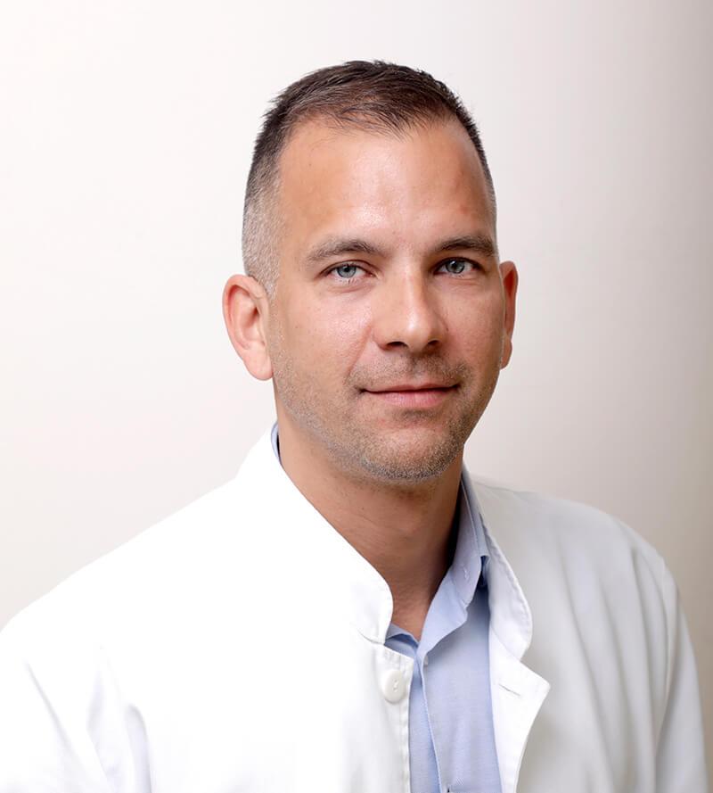 doc. dr. sc. Domagoj Eljuga, dr. med