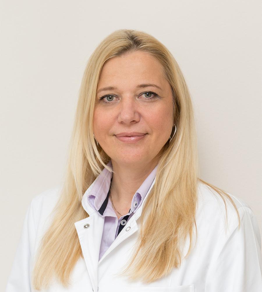 Doc. dr. sc. Gordana Ivanac
