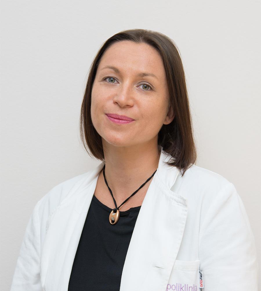 Doc. dr. sc. Maja Prutki, dr. med.